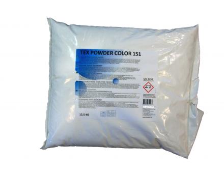 Vaskepulver Tex Powder 151 t/tøjvask 12,5kg (color)