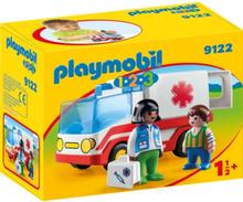 1.2.3\, Ambulans