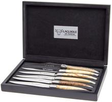 Stekknivar, 6 St, Mix Europeiska Träslag