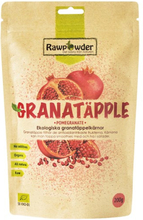 Ekologiska Granatäppelkärnor, 200 g