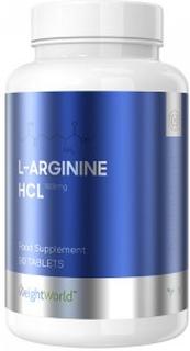 L-Arginine HCL - 100% rent L-arginin - Innehaller viktiga aminsyror for att bygga muskler effektivt - Veganskt kosttillskott - 90 kapslar - 1000 mg