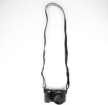 Kamerarem 16mm Classic Svart Läder