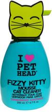 PET HEAD Fizzy Kitty Mousse - Strawberry Lemonade 200 ml