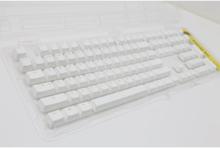 PBT Nordic Keycap set - White