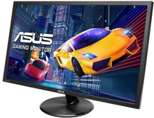"ASUS VP28UQG - LED-skärm - 28"" - 3840 x 2160 4K - 300 cd/m² - 1000:1 - 1 ms - 2xHDMI, DisplayPort - svart"