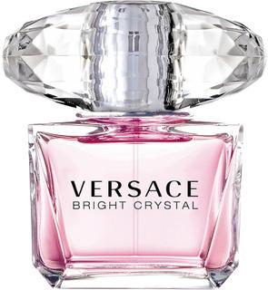 Kjøp Versace Bright Crystal EdT, 90ml Versace Parfyme Fri frakt