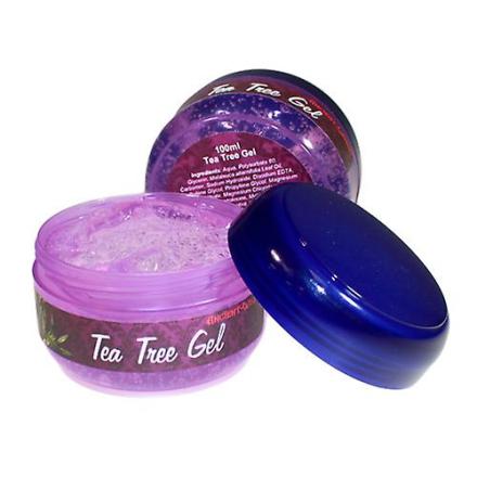 Naturlige aromatiske te træ Gel 100ml