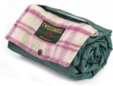 Tweedmill Walker följeslagare Fleece picknickfilt