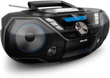 Boombox CD/Radio/Kassett/BT/US
