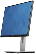 """Dell UltraSharp U2417HJ - LED-skärm - 23.8"""" (23.8"""" visbar) - 1920 x 1080 Full HD (1080p) - IPS - 250 cd/m² - 1000:1 - 8 ms - HDMI (MHL), DisplayPort,"""