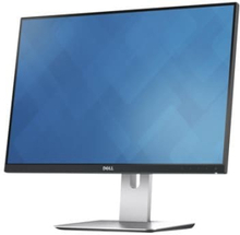 "Dell UltraSharp U2415 - LED-skärm - 24"" (24.1"" visbar) - 1920 x 1200 @ 60 Hz - IPS - 300 cd/m² - 1000:1 - 6 ms - 2xHDMI, 2xMHL, DisplayPort, Mini Dis"
