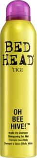 Kjøp TIGI Bed Head Styling Oh Bee Hive! Matte Dry Shampoo, 238ml TIGI Bed Head Tørrshampoo Fri frakt