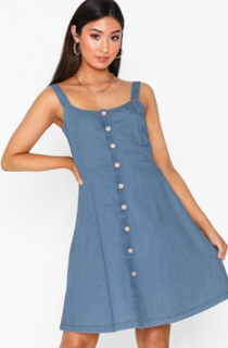 Jacqueline de Yong Jdykelly S/L Dress Wvn