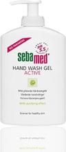 Sebamed hand wash gel active
