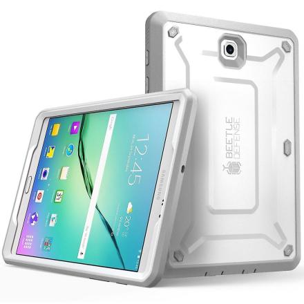 Galaxy Tab S2 Case, Supcase, Unicorn bille Pro, bygget i skjermbesk...
