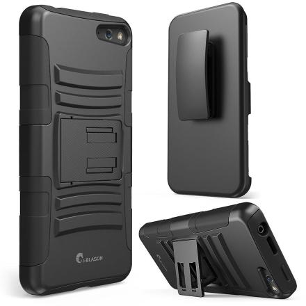 Jeg-Blason Amazon brann telefon Case - førsteklasses serien tolags ...