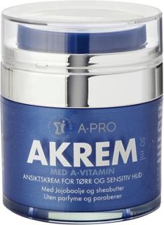Akrem Med Pumpe- utsolgt- forventet uke 44