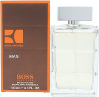 Hugo Boss Boss Orange Man Eau de Toilette 100ml Sprej