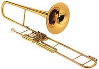 Cerveny CVVT 571-3 Valve Trombone