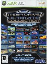 Mega Drive Ultimate Collection - Microsoft Xbox 360 - Retro