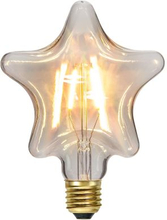 Star Trading Dekoration LED filament E27 Stjärna 353-91 Replace: N/AStar Trading Dekoration LED filament E27 Stjärna