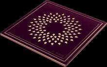 Purus Drop Klinkerram 200 x 200 mm