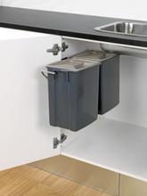 Prisma Pelly källsorteringssystem, 2x10 liter