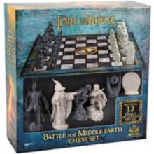 Lord of the Rings Chess Set - Battle for Middle Earth
