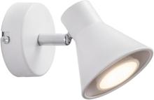 Nordlux Eik væglampe i hvid