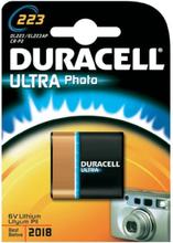 Duracell Photo Ultra 223 Lithium Batteri - 1 stk.