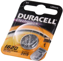 Duracell Electronics CR1620 Lithium Batteri - 1 stk.