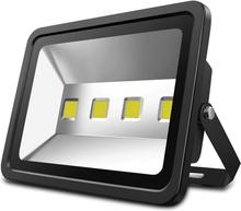 LED-Strålkastare för utomhusbruk med 200W ljus!