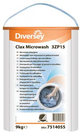 Vaskemiddel t/mikrofiber Clax Microwash forte G 32B1 9kg