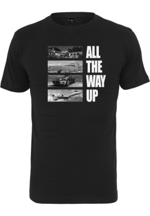 All The Way Up Tee - Sort