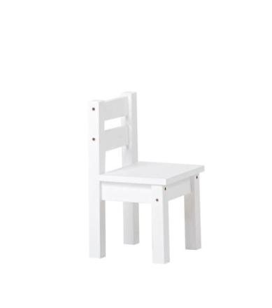Hoppekids - MADS Children Chair - White