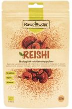 Ekologiskt Reishisvamppulver, 125 g