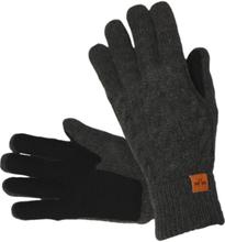 Knitted Glove HF1708 Dark grey 11