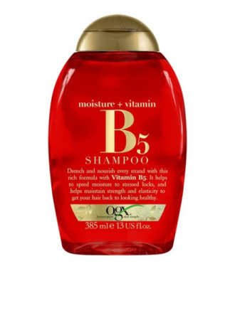 OGX Vitamin B5 Shampoo 385 ml Transparent