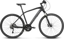 Kross Evado 9.0 Herr Hybridcykel Alu, Shimano Deore XT 3x10