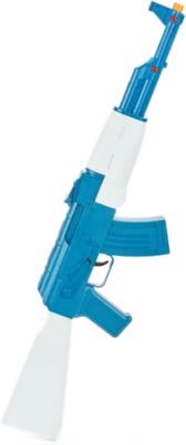 Fejkkalachnikov i Plast One-size