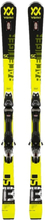 Völkl Racetiger Sc + vMotion3 11 GW Slalomskidor Svart 165