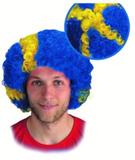 Sverige peruk One-size