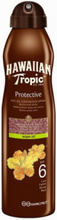 Hawaiian Tropic Protective Dry Argan Oil Spray SPF 6 180 ml Solfaktor