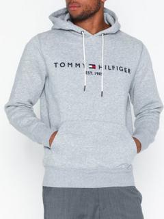 Tommy Hilfiger Tommy Logo Hoody Trøjer Cloud