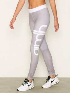 Aim'n Stripe Logo Tights