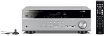 Yamaha RX-V385, 5.1 kanaler, Surround, 100 W, 150 W, 130 W, 110 W