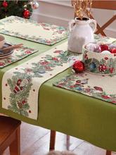 Tischband ca. 20x96 cm Sander mehrfarbig
