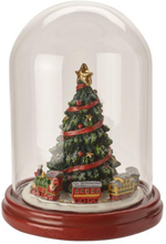 Villeroy & Boch Christmas Toys 2019 Class cloche with tree