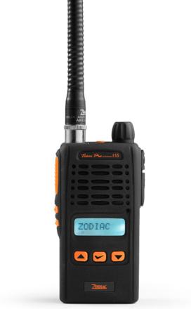 Zodiac Team Pro WaterproofLimited Edition 155 Jaktradio 155 MHz
