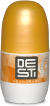 Desti Yellow label